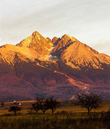 the silence of the world: surroundings of Lomnicky Peak, Vysoke Tatry (High Tatras), Slovakia