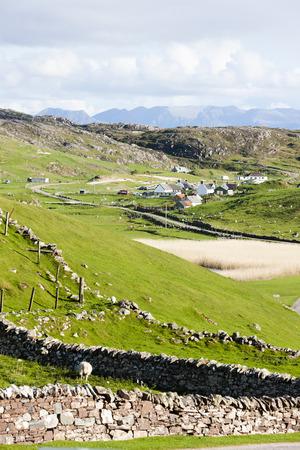 the silence of the world: Stoer landscape, Highlands, Scotland