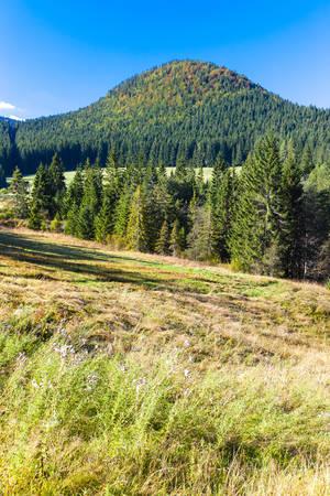 tatras tatry: Nizke Tatry (Low Tatras), Slovakia Stock Photo