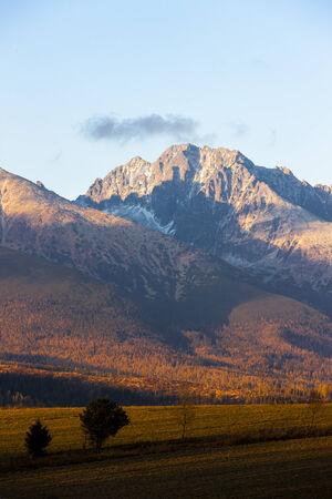 stillness: Vysoke Tatry (High Tatras), Slovakia