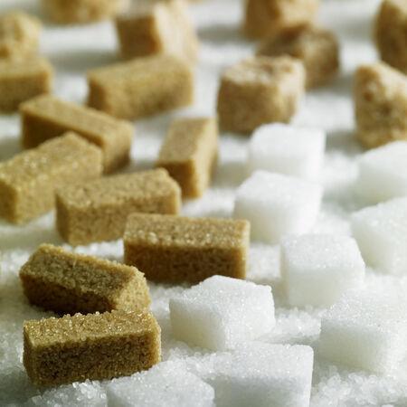 aliments: sugar cubes