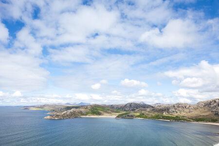 great bay: Gruinard Bay, Highlands, Scotland