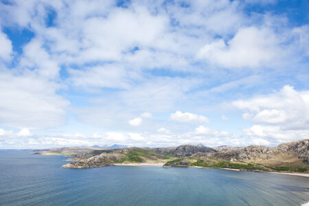 highlands: Gruinard Bay, Highlands, Scotland