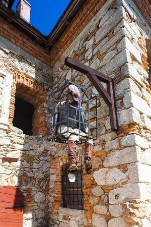 czech republic: Skalna Castle, Czech Republic Editorial