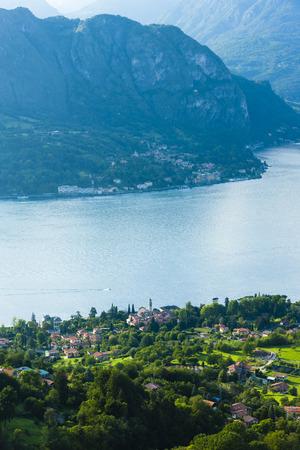 lake como: Lake Como, Lombardy, Italy