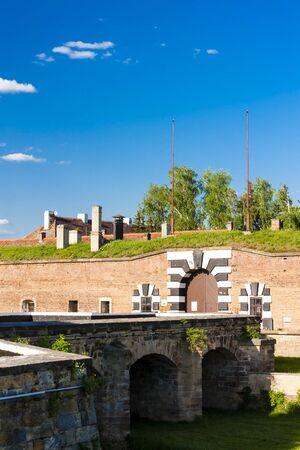 terezin: Piccola Fortezza Theresienstadt, Terezin, Repubblica Ceca Editoriali