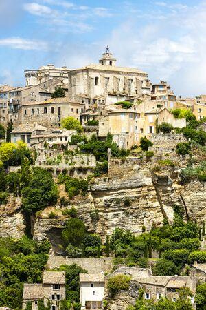 gordes: Gordes, Provence, France Stock Photo