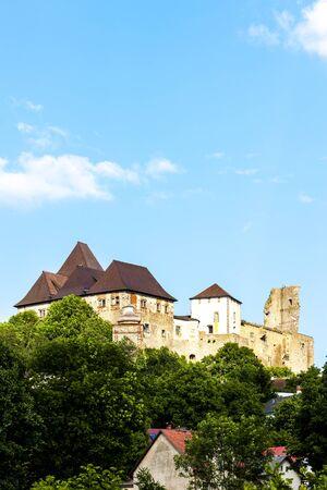 czech republic: Tocnik castle, Czech Republic