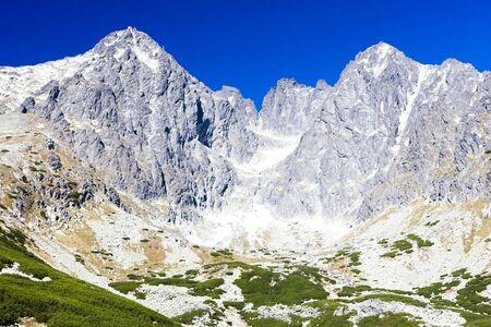 tatras tatry: Lomnicky Peak and its surroundings, Vysoke Tatry (High Tatras), Slovakia