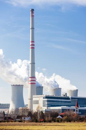 Power plant, Czech Republic