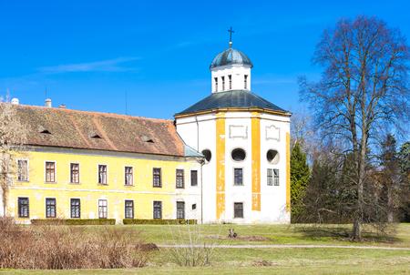 czech republic: Palace Choltice, Czech Republic