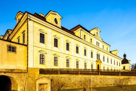 nad: Palace of Rychnov nad Kneznou, Czech Republic Editorial
