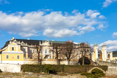 czech republic: Palace Nove Hrady, Czech Republic