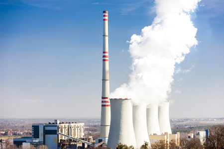 generating station: power plant, Czech Republic