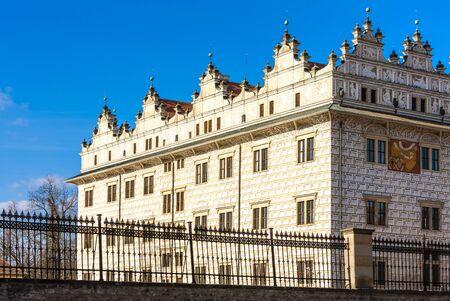 czech republic: Palace Litomysl, Czech Republic Editorial