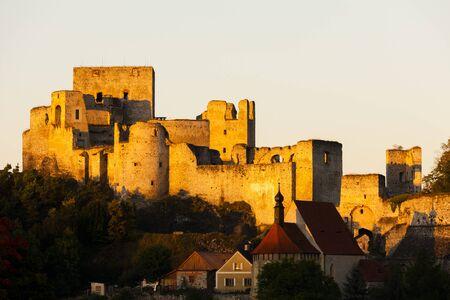 ruins of Rabi Castle, Czech Republic