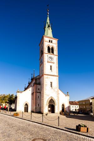 czech republic: Kasperske Hory, Czech Republic