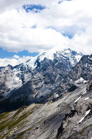 alto adige: Passo dello Stelvio, Alto Adige, Italy