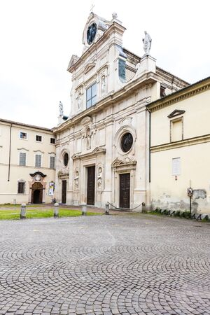 evangelist: church of Saint John the Evangelist, Parma, Emilia-Romagna, Italy