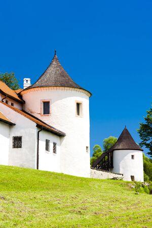 stronghold: stronghold of Zumberk, Czech Republic
