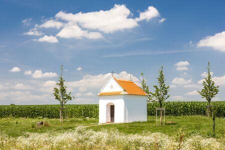 austria: chapel, Lower Austria, Austria