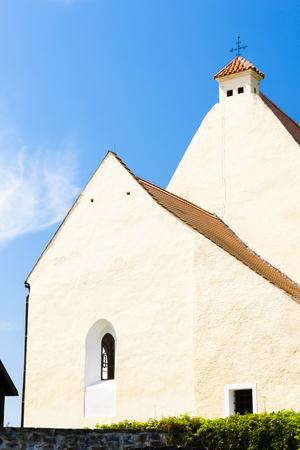 john the baptist: church of the martyrdom of St. John the Baptist, Zumberk, Czech Republic