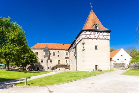nad': Budyne nad Ohri Palace, Czech Republic Editorial