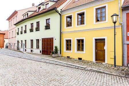 jewish: Jewish Quarter, Trebic, Czech Republic