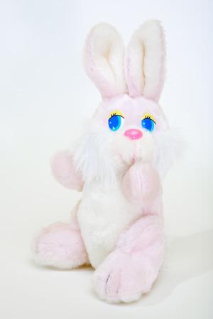 still lifes: Easter rabbit Stock Photo