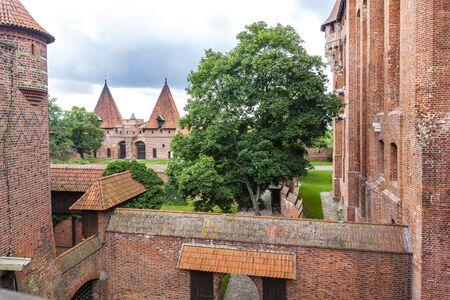 teutonic: Malbork Castle, Pomerania, Poland