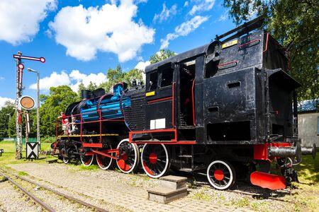 signalling device: railway museum, Koscierzyna, Pomerania, Poland