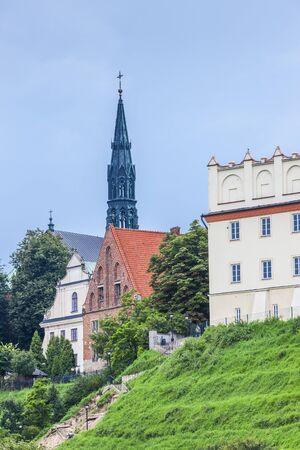 collegium: Sandomierz, Swietokrzyskie Voivodeship, Poland