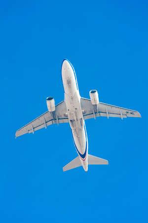air transport: air transport Stock Photo