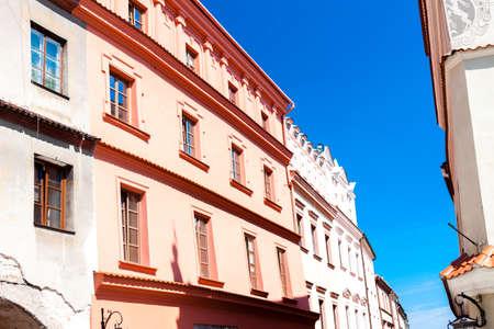 rynek: Rynek of Old Town, Lublin, Lublin Voivodeship, Poland