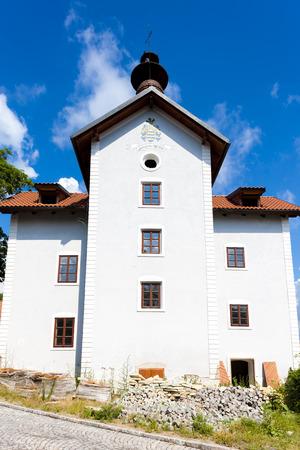 brewery: brewery of Luze, Czech Republic