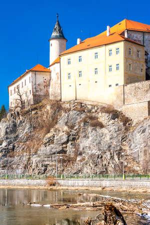nad: Ledec nad Sazavou Castle, Czech Republic