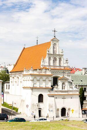 lublin: St. Joseph Church, Lublin, Lublin Voivodeship, Poland