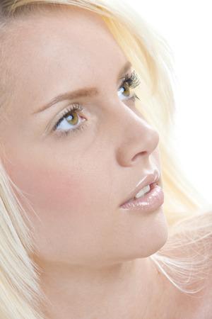 woman's portrait photo
