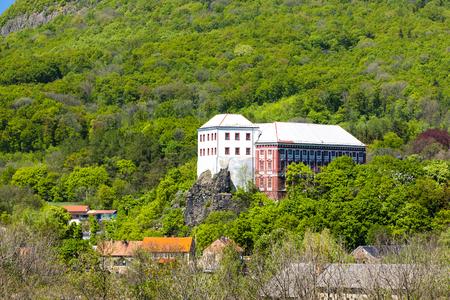 ceske: Milesov Palace, Ceske stredohori, Czech Republic