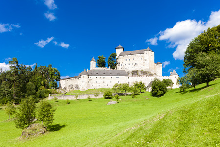 austria: Rappottenstein Castle, Lower Austria, Austria Editorial