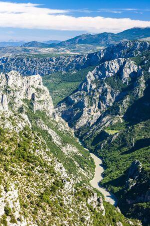 stillness: Verdon Gorge, Provence, France