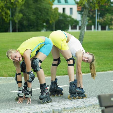skaters: inline skaters