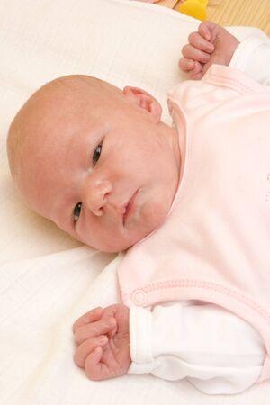 6 12 months: babys portrait