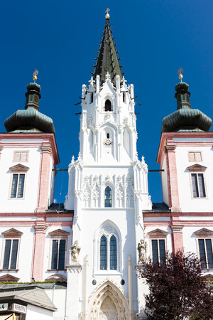 pilgrimage: pilgrimage basilica, Mariazell, Styria, Austria