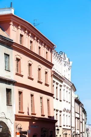 lublin: Rynek of Old Town, Lublin, Lublin Voivodeship, Poland