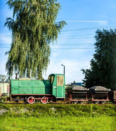 narrow gauge railroad: narrow gauge railway, Radzyn Podlaski, Lublin Voivodeship, Poland