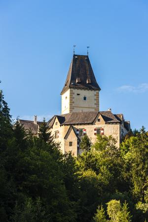 austria: Ottenstein Castle, Lower Austria, Austria Editorial
