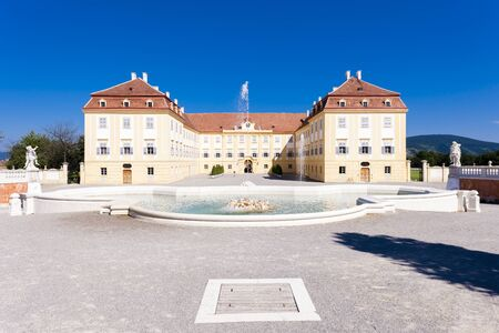 austria: Palace Hof, Lower Austria, Austria