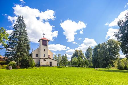 Monastery of the Old Believers, Wojnowo, Warmian-Masurian Voivodeship, Poland