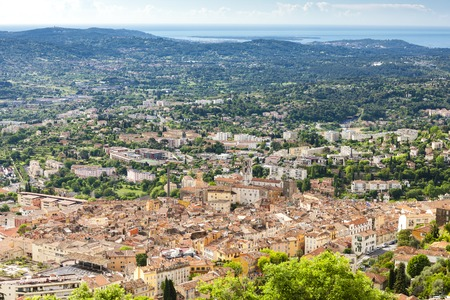 old town Grasse, Provence, France 免版税图像
